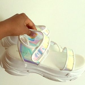 Wild Diva high heel sandals